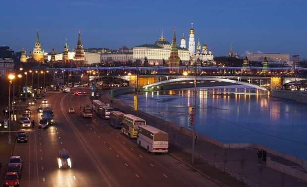 В Москве минувшая ночь стала самой холодной с начала осени