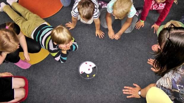 Уникальный детский сад начал работать в Югре