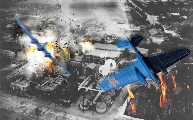 Как советские лётчики Тайвань бомбили