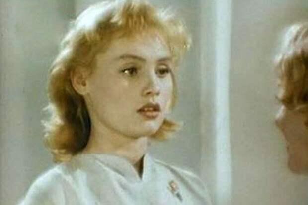 Горести и радости в жизни прекрасной советской актрисы Аллы Будницкой