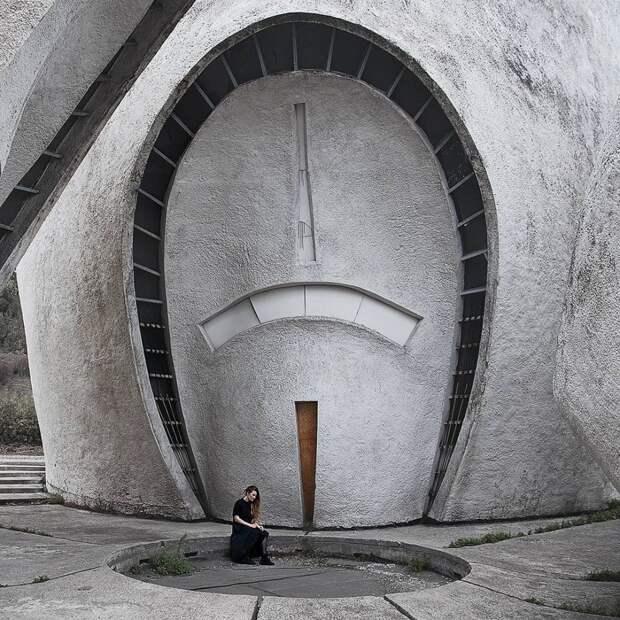 7 живописных фото Киевского крематория, в котором хочется сгореть