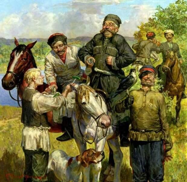 художник Владимир Чумаков-Орлеанский картины – 17