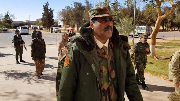 Мисмари: ЛНА продолжает контртеррористические операции на юго-западе Ливии