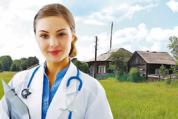 Выплаты по программам «Земский доктор» и «Сельский учитель» вырастут вдвое