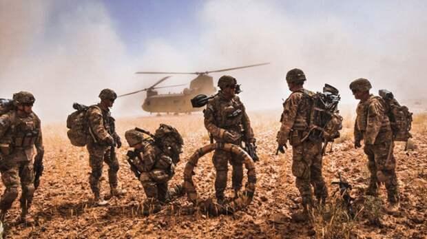 МИД Китая назвал вывод войск США ударом по процессу перемирия в Афганистане