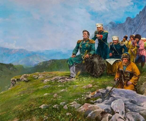 Что писал генерал Ермолов о чеченцах