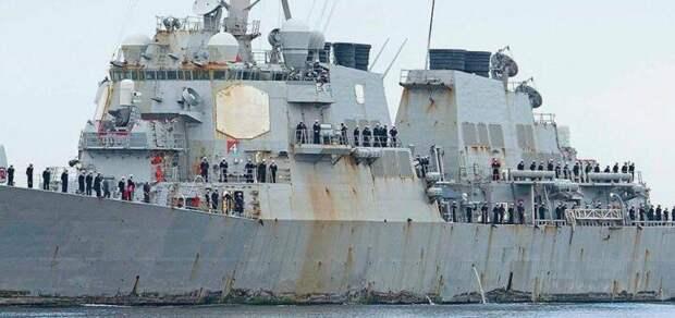 Корабли сгнили, флот деградировал