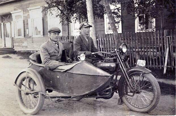Жизнь Советского Союза в фотографиях. 1917-20-е... Ч.3