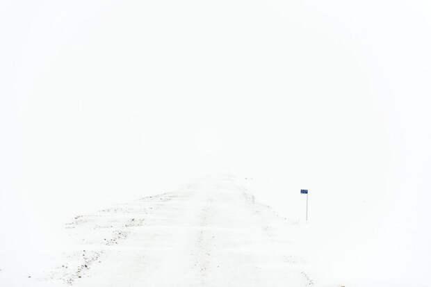 Елена Чернышова: могучая красота русской зимы