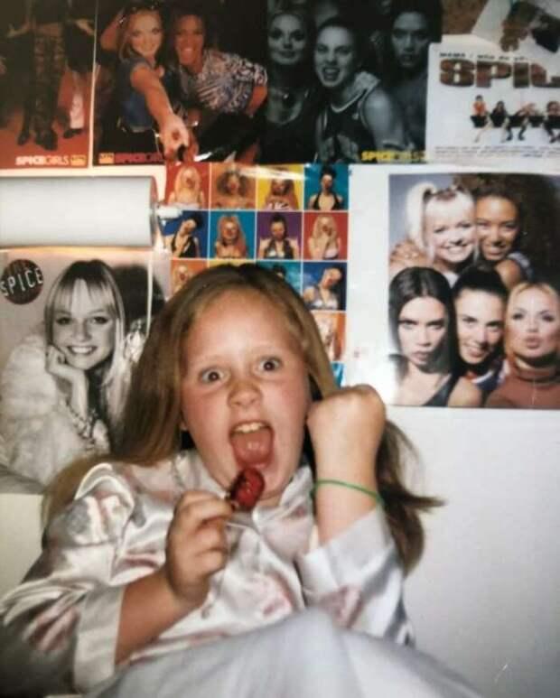 Знаменитости в детстве