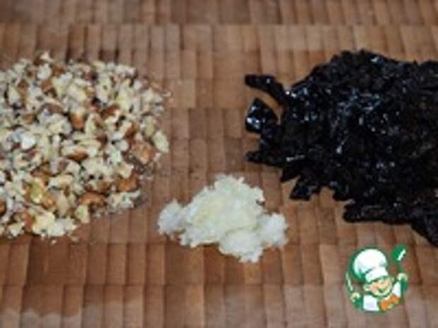 """Салат """"Рандеву"""" ингредиенты"""