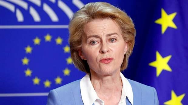 Глава Еврокомиссии считает Россию технологически отсталой