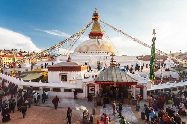 Непал: яркая идея для поездки