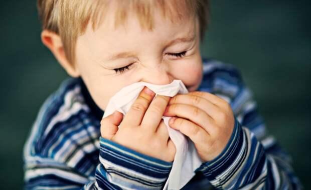Что делать при насморке у детей?