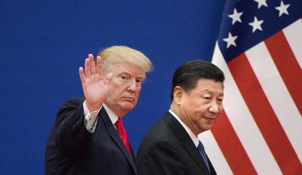Китай не борется с США за «железный трон»