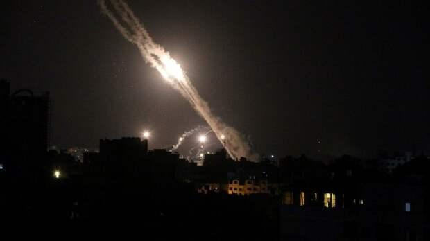 ВХАМАС заявили обатаке поизраильскому химзаводу