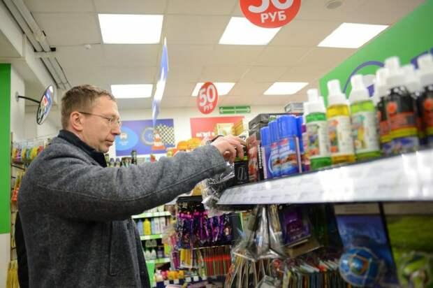 Контрольная закупка. Общественная палата Адыгеи и Объединение потребителей России провели рейды по магазинам Майкопа