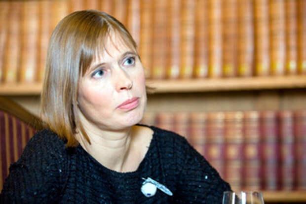 Президент Эстонии: мы ни капли не боимся России, у нас сильная армия