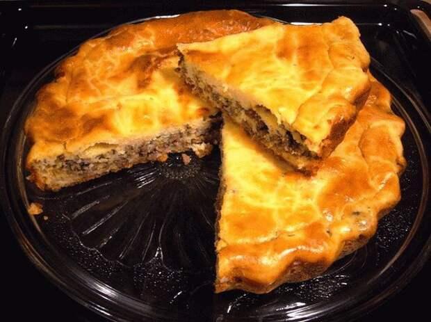 Мясной пирог - проще простого!