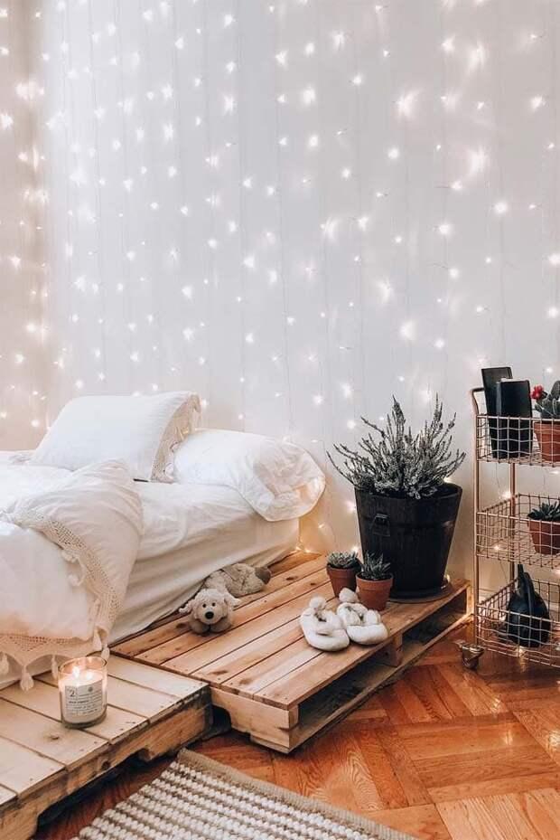 19 простых идей, которые сделают спальню самой уютной