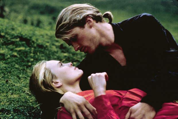 Самые страстные и запоминающиеся поцелуев в кино