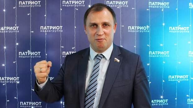 Депутат Госдумы Вострецов поддержал работу Роспотребнадзора по защите от инфекционных угроз