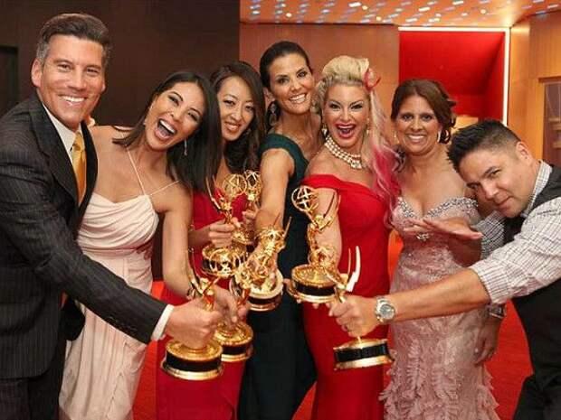 В США в онлайн-формате вручили премию «Эмми»