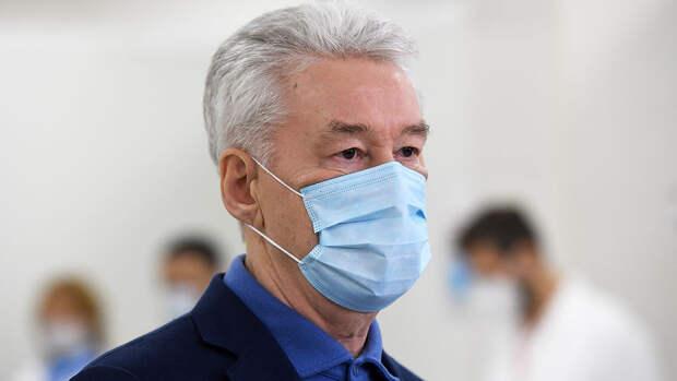 Собянин: пандемия ускорила развитие медицины в Москве