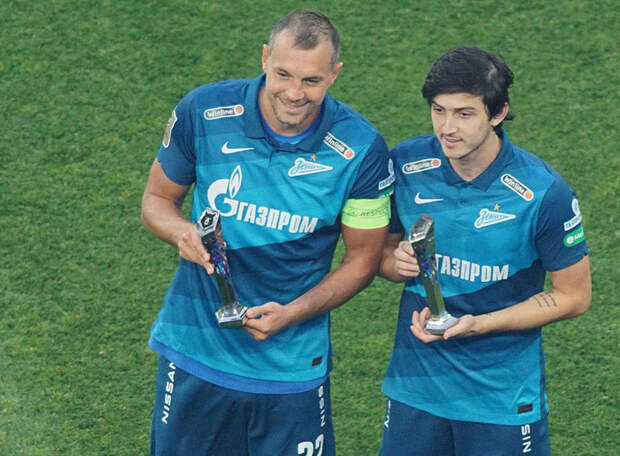 «Зенит» включил 19 игроков в основную заявку на групповой этап Лиги чемпионов