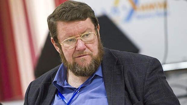 Сатановский назвал действия Киева в отношении Крыма «преступлением против человечности»