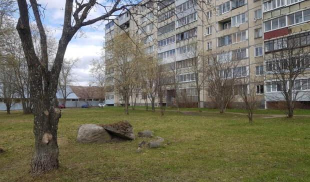 В голосовании за объекты благоустройства лидирует Кукковский сквер