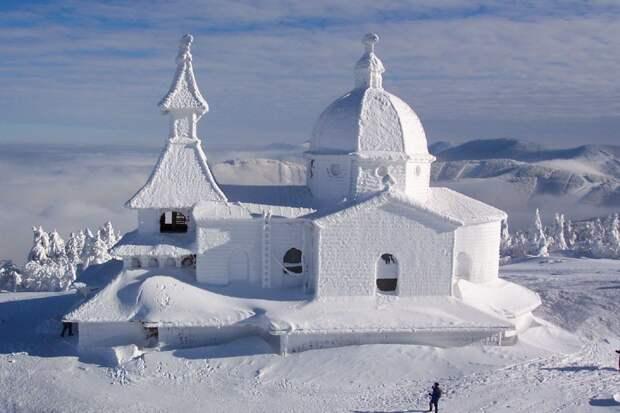 Самые холодные места на планете: ТОП-10