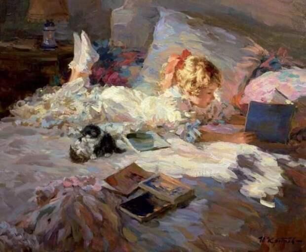 художник Юрий Кротов картины – 07