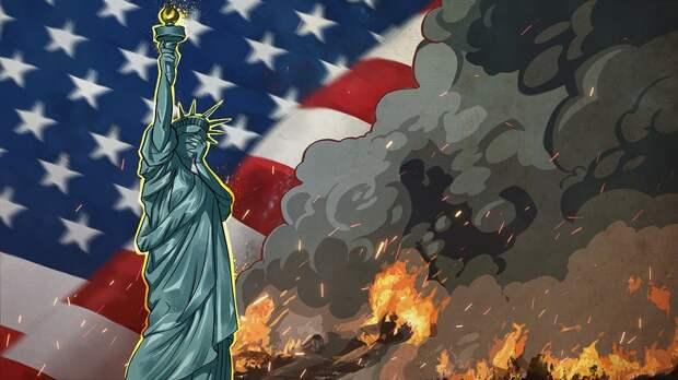 Америка: начало периода полураспада