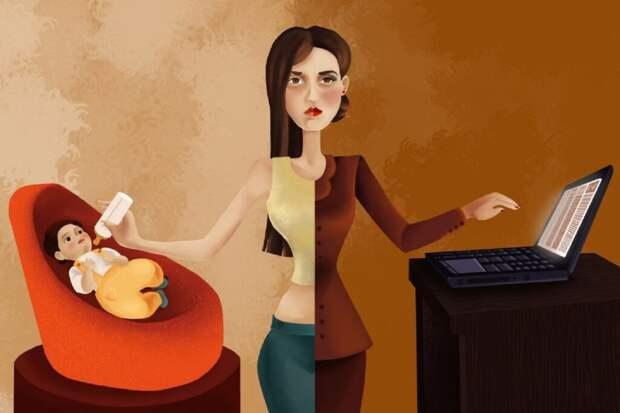 Выходить в декрет или нанять няню? Как сделать правильный выбор?