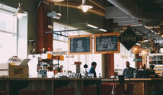 Оборот ресторанов и кафе на Ставрополье сократился почти на 14%