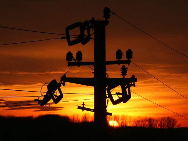 Российская электроэнергия попала под запрет на Украине