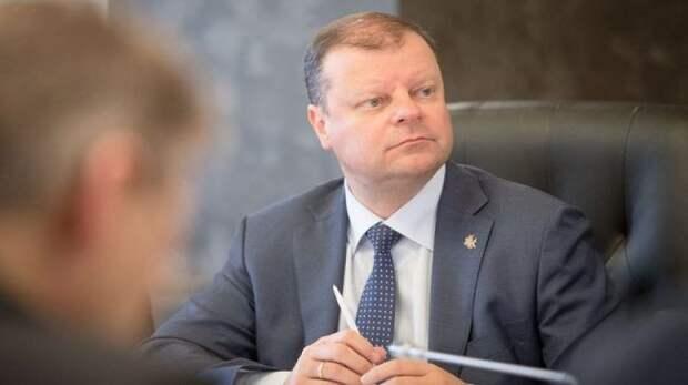 Сквернялис: Белоруссии невыгодно переводить грузы изЛитвы впорты России