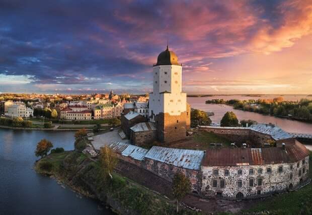 Один из самых древних аутентичных замков на отечественных просторах. /Фото: vyborg.tv