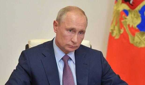 Путин высказался о внешнем давлении на Белоруссию