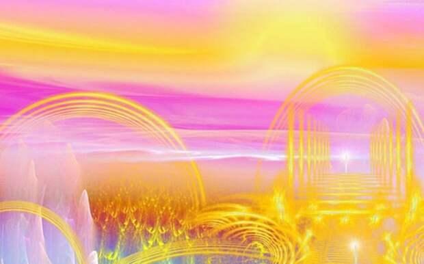 Феномен люминофании или загадочное озарение людей потоком света