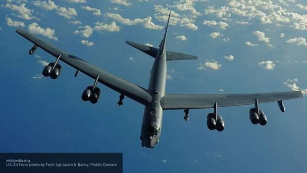 Бомбардировщики США предприняли попытку приблизиться к Крыму