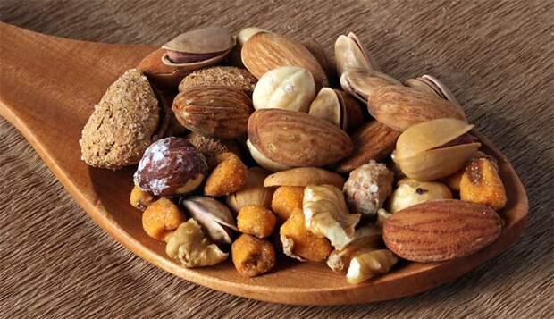 Орехи это просто один из самых ценных продуктов, узнай болше