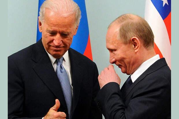 О шокирующих планах Джо Байдена на Владимира Путина