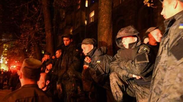 Война на Закарпатье: власти Украины намеренно сталкивают цыган и ветеранов АТО