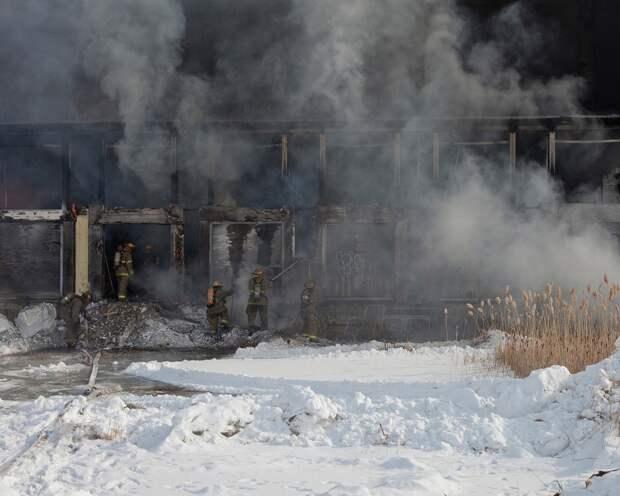 7 фото заброшенного Детройта, в котором до сих пор живут люди