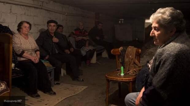 Карабахский конфликт глазами мирных жителей в документальном фильме ФАН