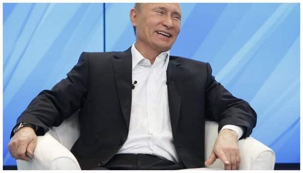 Шутка Путина взбудоражила США