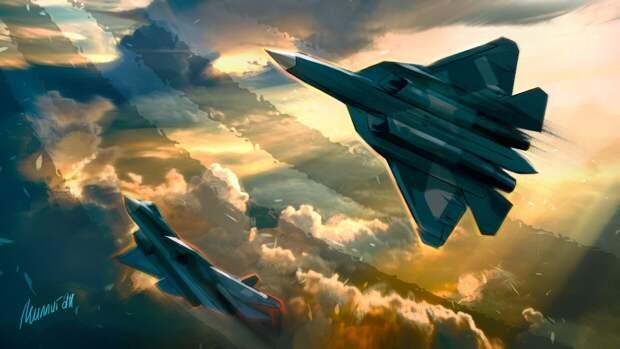 Генерал ВВС США: маневры российских летчиков психологически изматывают американцев