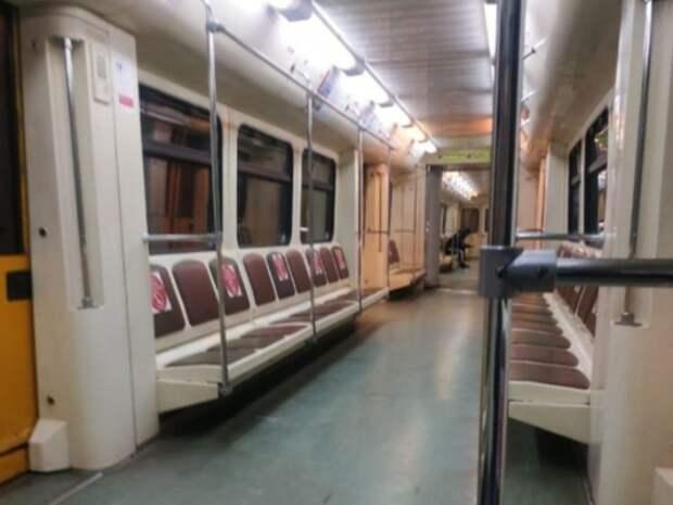 В Москве задержан грабитель, нападавший на женщин в метро